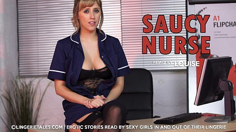 louise-saucy-nurse-video