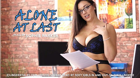 sophie-parker-alone-at-last-video